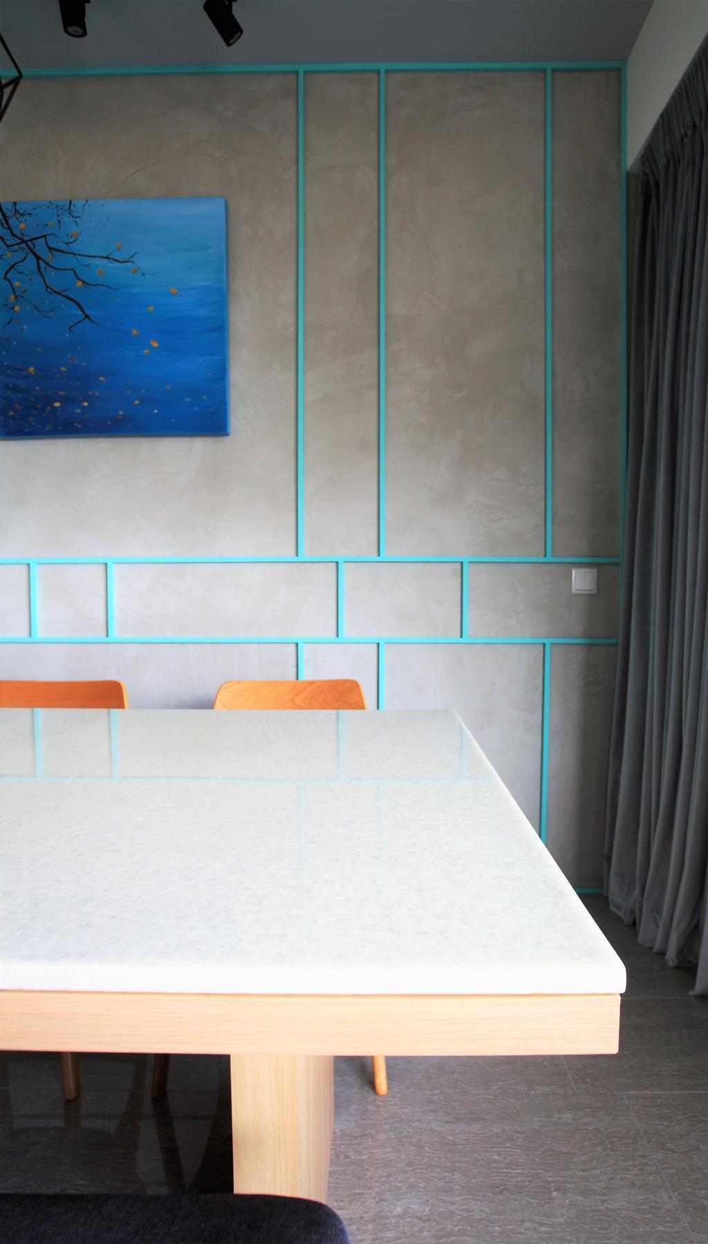 Condo, Punggol, Interior Designer, Intrigue-d Design Consultancy