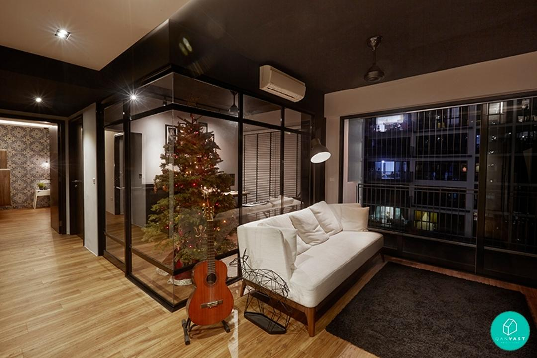 The-80s-Studio-RiverParc-Punggol-Industrial-Warmth-Hallway-Balcony