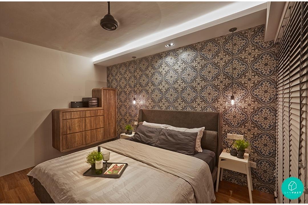The-80s-Studio-RiverParc-Punggol-Industrial-Warmth-Bedroom
