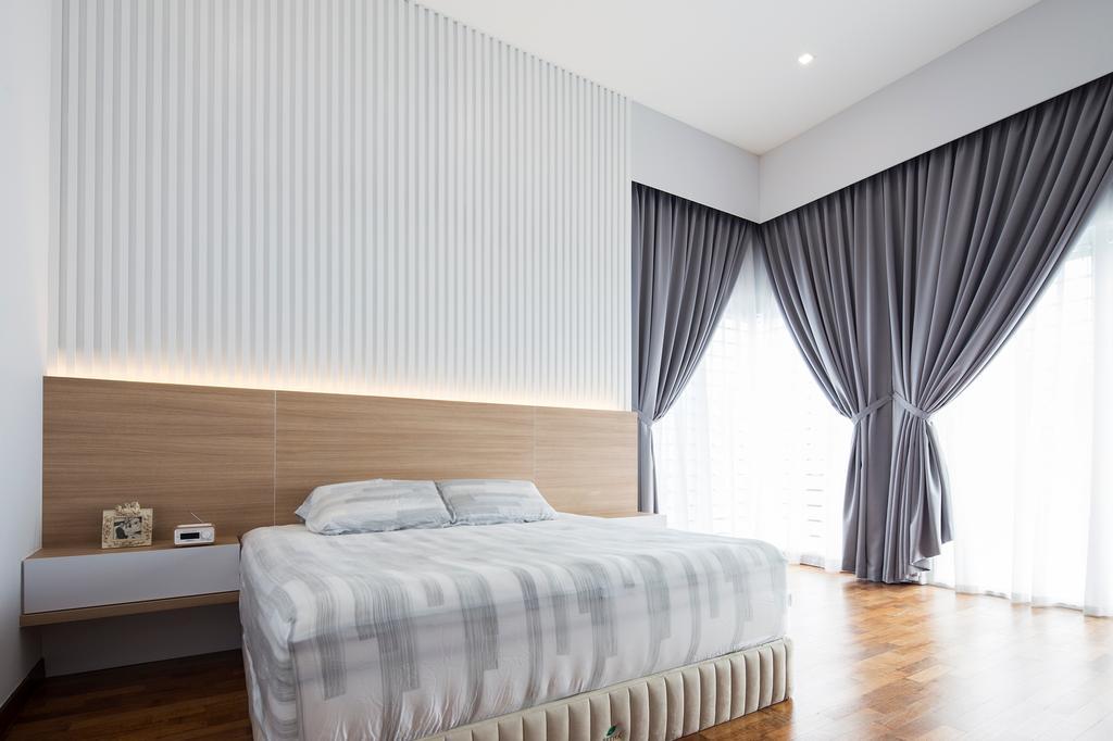 Scandinavian, Condo, Bedroom, Villa Heights, Equine Park, Interior Designer, Box Design Studio Sdn Bhd