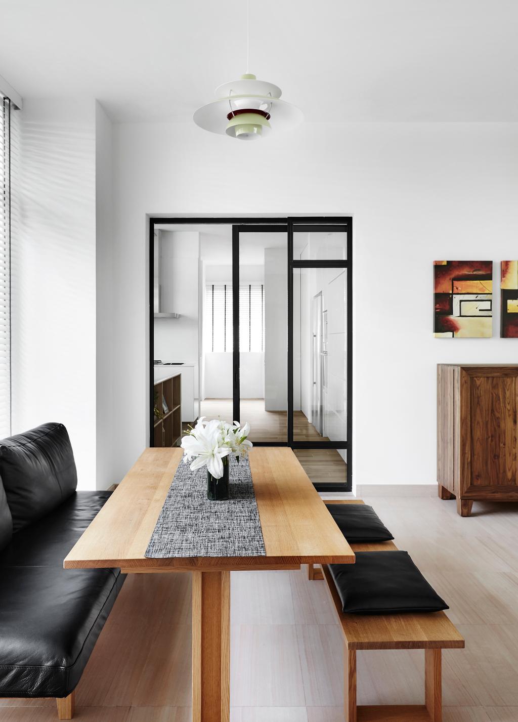 Contemporary, Landed, Dining Room, Cable Road, Interior Designer, Third Avenue Studio, Indoors, Interior Design