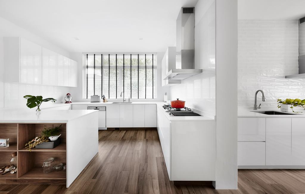 Contemporary, Landed, Kitchen, Cable Road, Interior Designer, Third Avenue Studio, Appliance, Dishwasher, Electrical Device