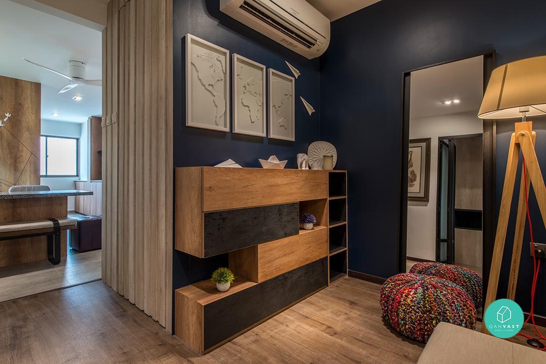 3-room HDBs