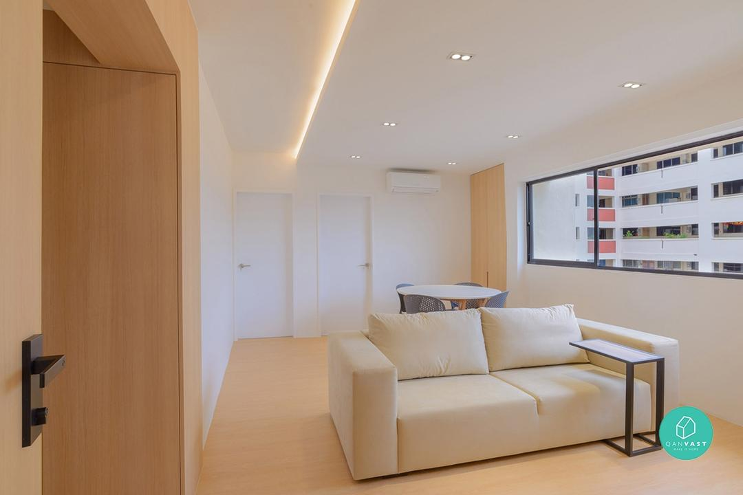 8 Incredible Ways To Design A 3 Room Flat Qanvast