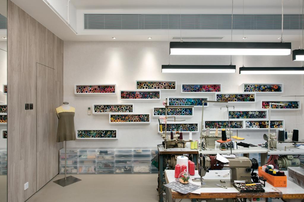 摩登, 私家樓, Kwai Chung Road, 室內設計師, 畫斯室內設計, 復古, 工業, Lathe, Machine