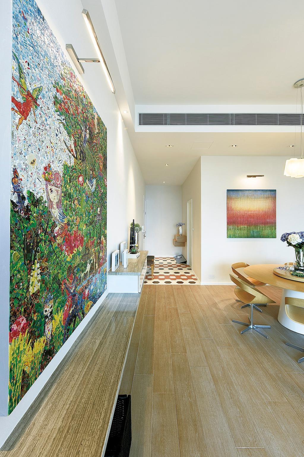摩登, 私家樓, 客廳, Deerhill Bay, 室內設計師, 畫斯室內設計, 當代, 北歐, 飯廳, Indoors, Interior Design, Room