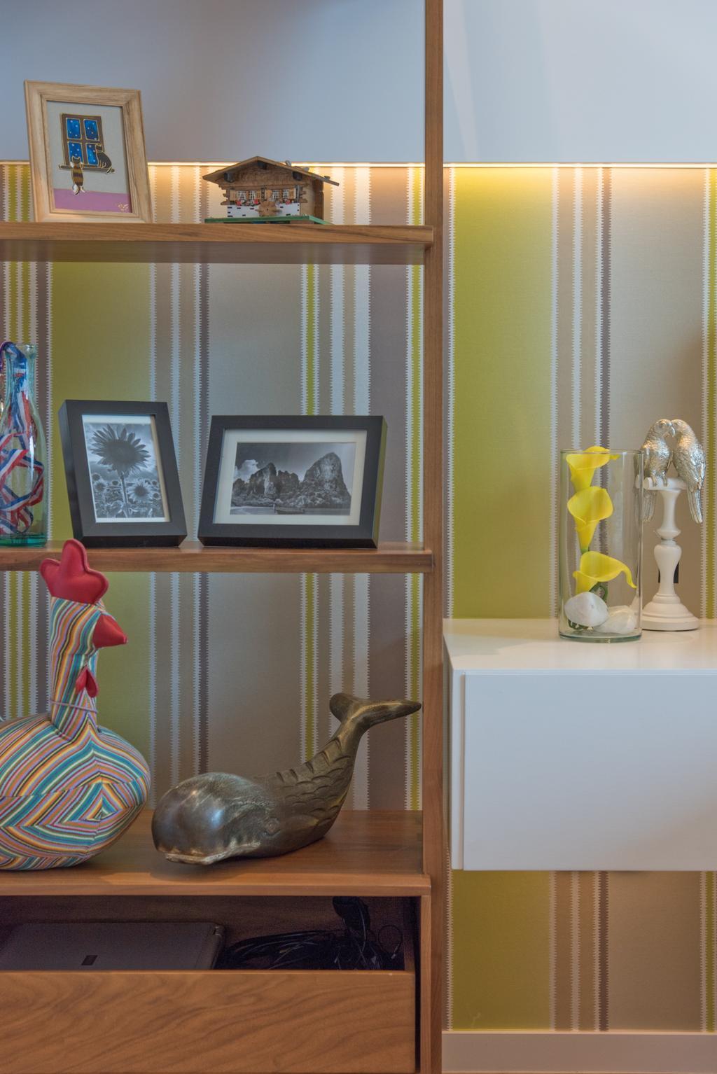 摩登, 私家樓, 客廳, The Providence Bay, 室內設計師, 畫斯室內設計, Art