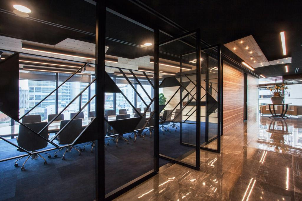 Commonwealth Bank of Australia, Commercial, Architect, designphase dba, Contemporary, Aircraft, Airplane, Transportation