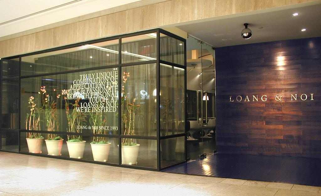 Loang & Noi, Commercial, Architect, Wallflower Architecture + Design, Transitional, Flora, Jar, Plant, Potted Plant, Pottery, Vase, Pot