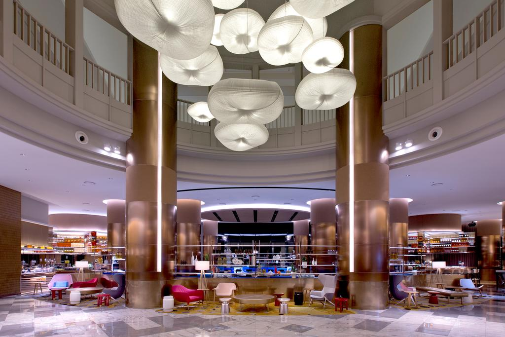 Grand Copthorne Waterfront, Commercial, Architect, designphase dba, Modern, Food, Food Court, Restaurant