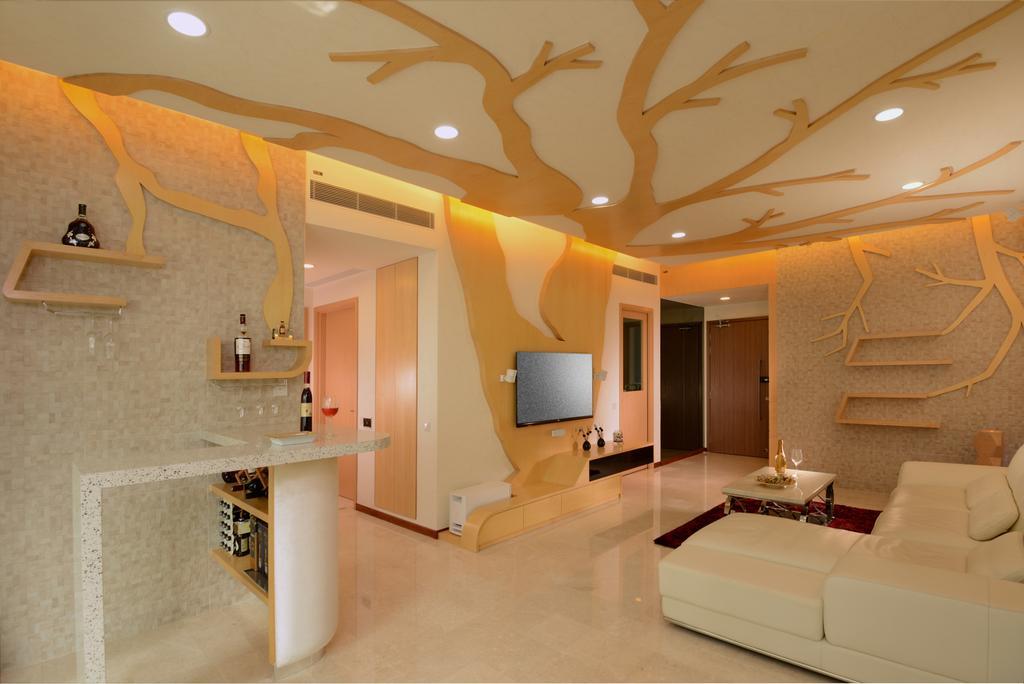 Condo, Keng Lee Road (Block 188), Interior Designer, 96 Designers Group