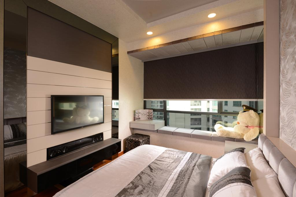 Condo, Bedroom, Keng Lee Road (Block 188), Interior Designer, 96 Designers Group