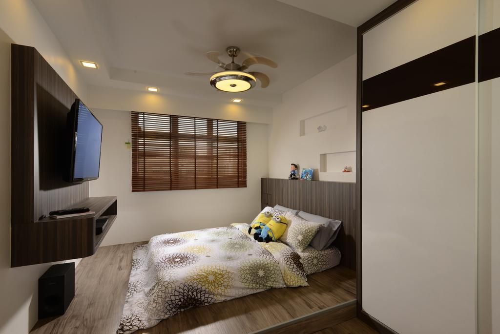 HDB, Yishun Avenue 9 (Block 317A), Interior Designer, 96 Designers Group