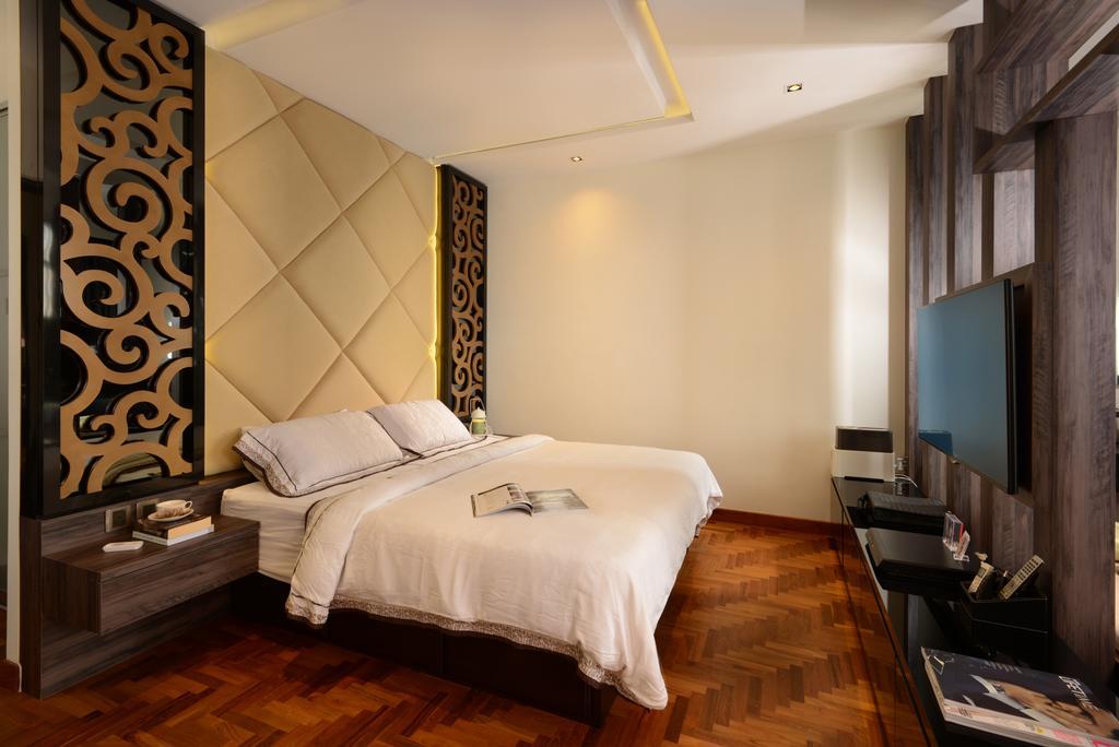 Landed, Bedroom, Poh Huat Crescent, Interior Designer, 96 Designers Group, Sink