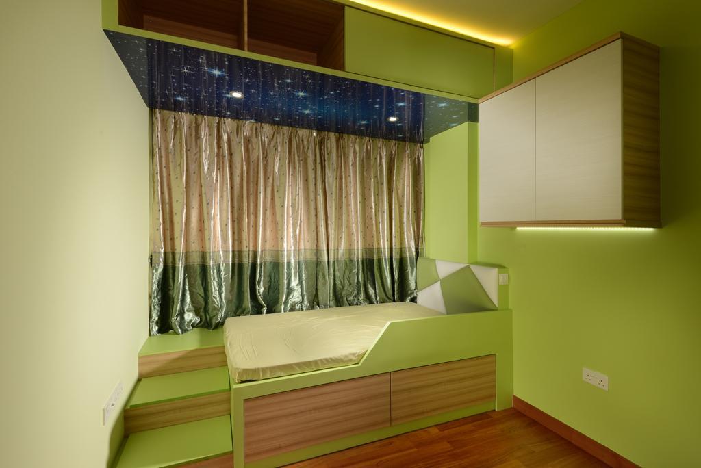 Contemporary, Condo, Bedroom, The Lanai, Interior Designer, 96 Designers Group, Bed, Furniture, Indoors, Interior Design