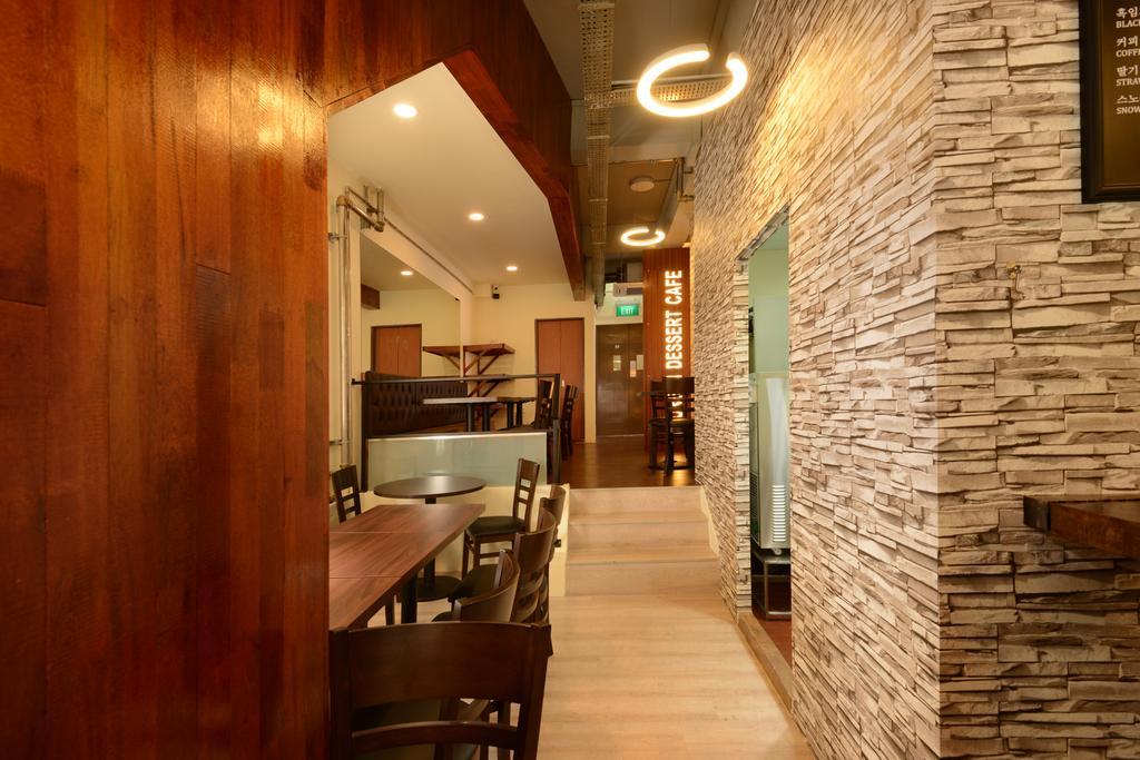 Korean Dessert Cafe, Commercial, Interior Designer, 96 Designers Group, Chair, Furniture, Dining Table, Table, Sink