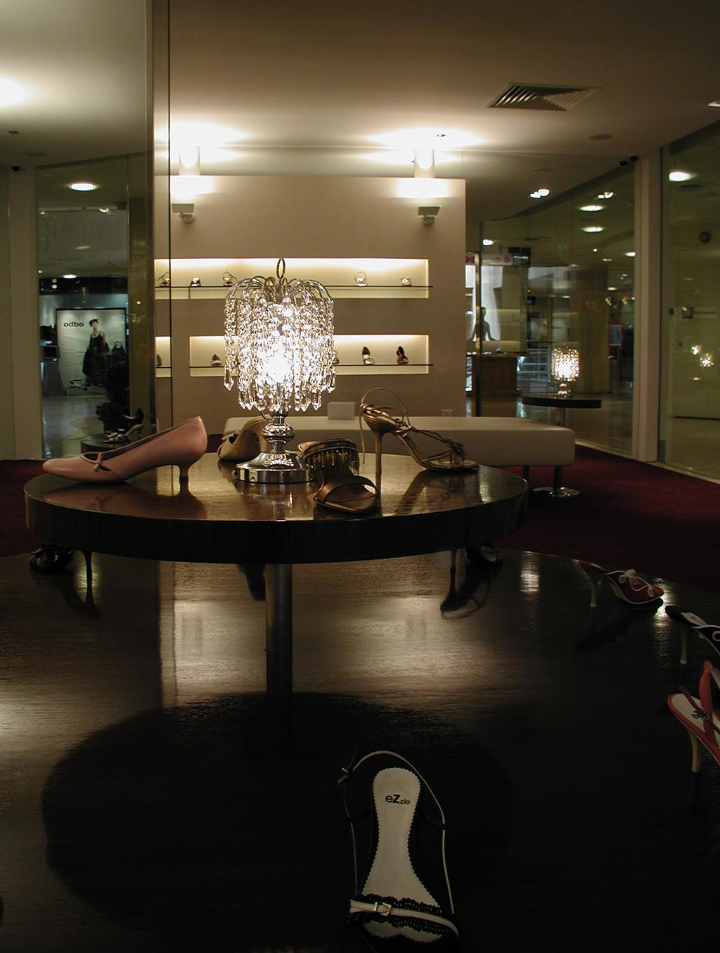 Lulu, Commercial, Architect, Wallflower Architecture + Design, Traditional, Chandelier, Lamp, Dining Table, Furniture, Table, Dining Room, Indoors, Interior Design, Room