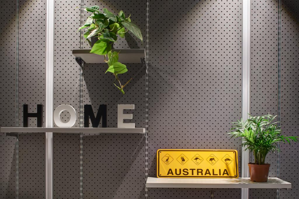 Minimalistic, HDB, Study, Sengkang, Architect, asolidplan, Flora, Jar, Plant, Potted Plant, Pottery, Vase, Planter