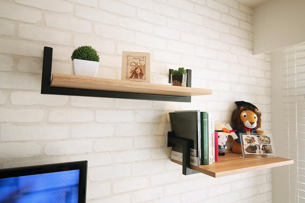 Scandinavian, HDB, Living Room, Fajar Road (Block 443C), Interior Designer, ChanInteriors