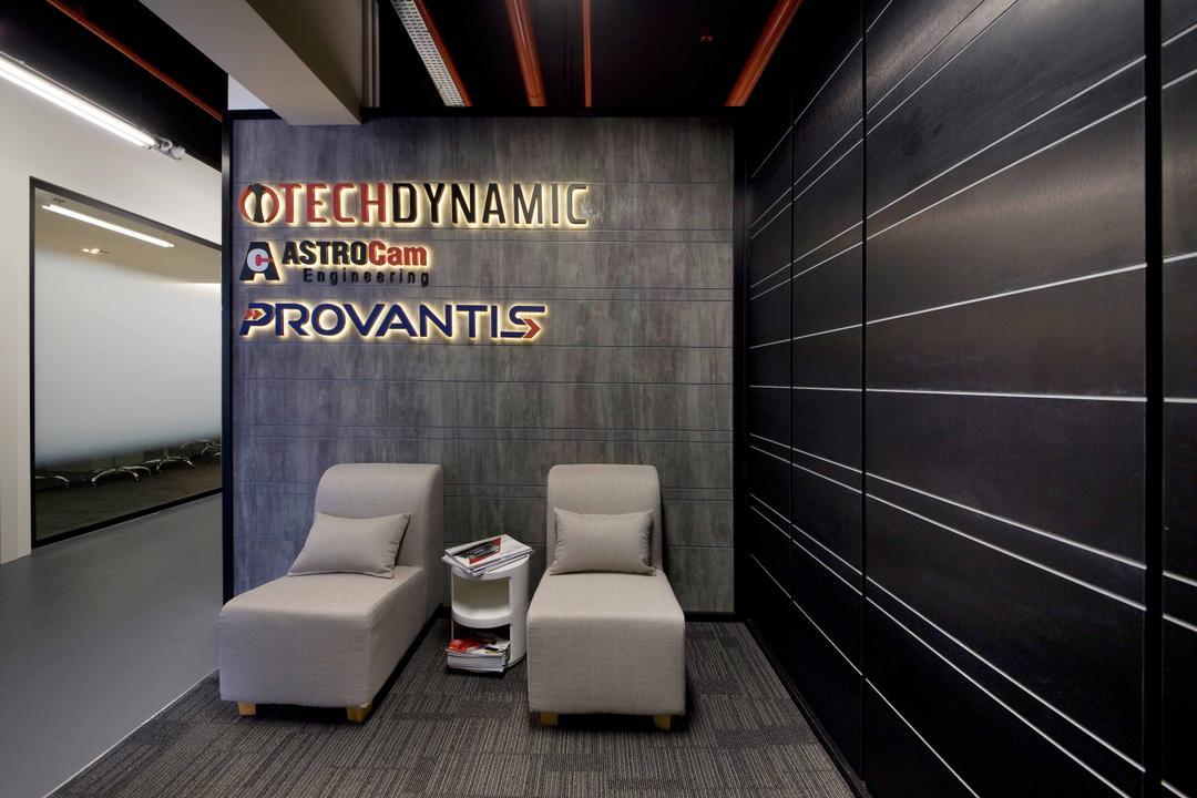 Tech Dynamic Office