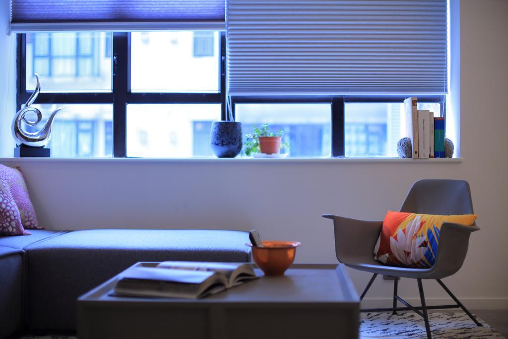 摩登, 私家樓, 客廳, 羅便臣道, 室內設計師, Winco Premier Interior Design, Chair, Furniture