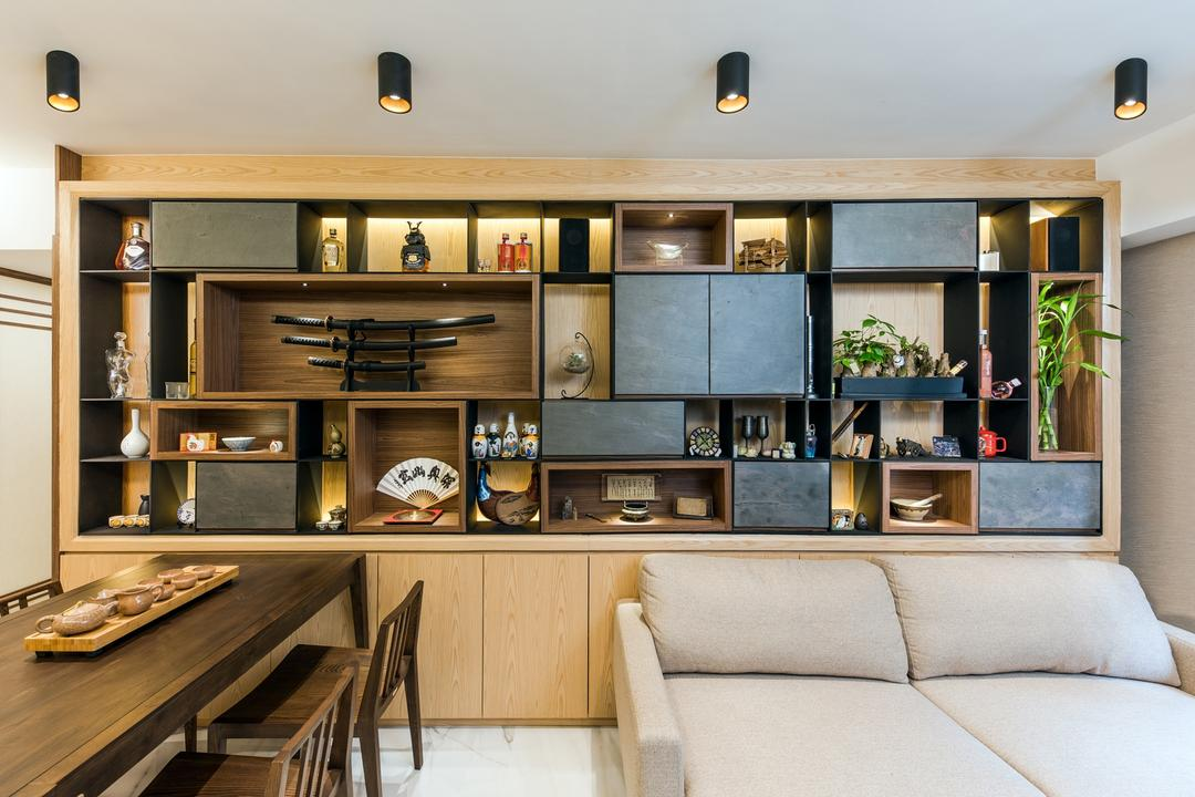 Greenwood Terrace by BC+ Design Studio