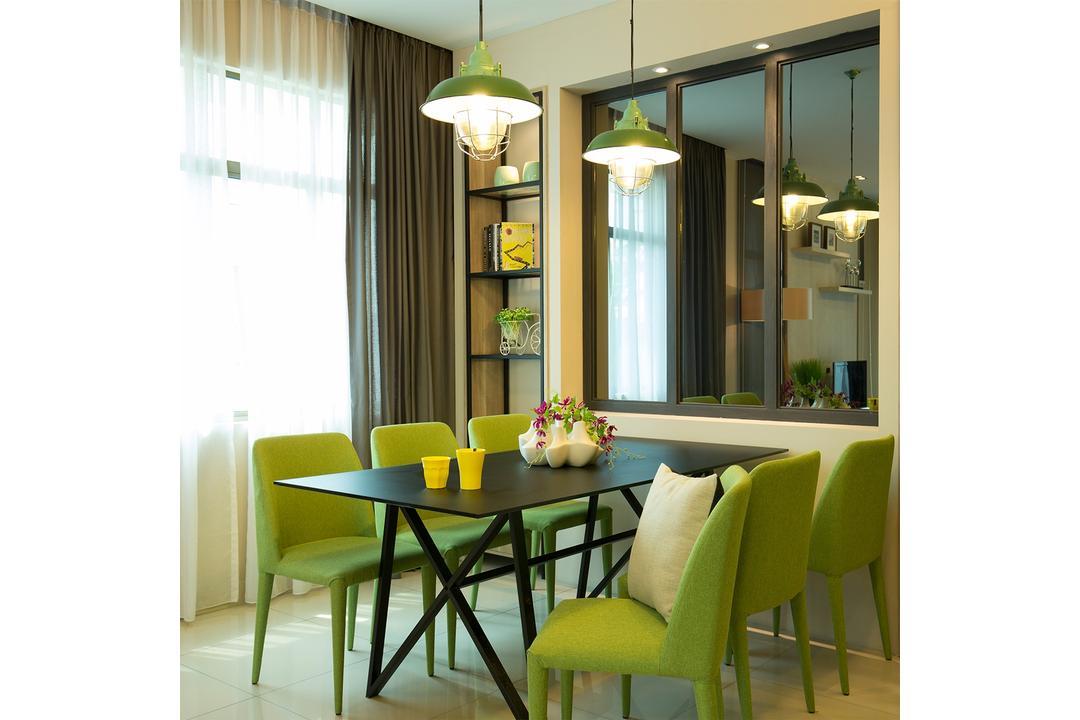 damansara aliff show house interior design renovation projects