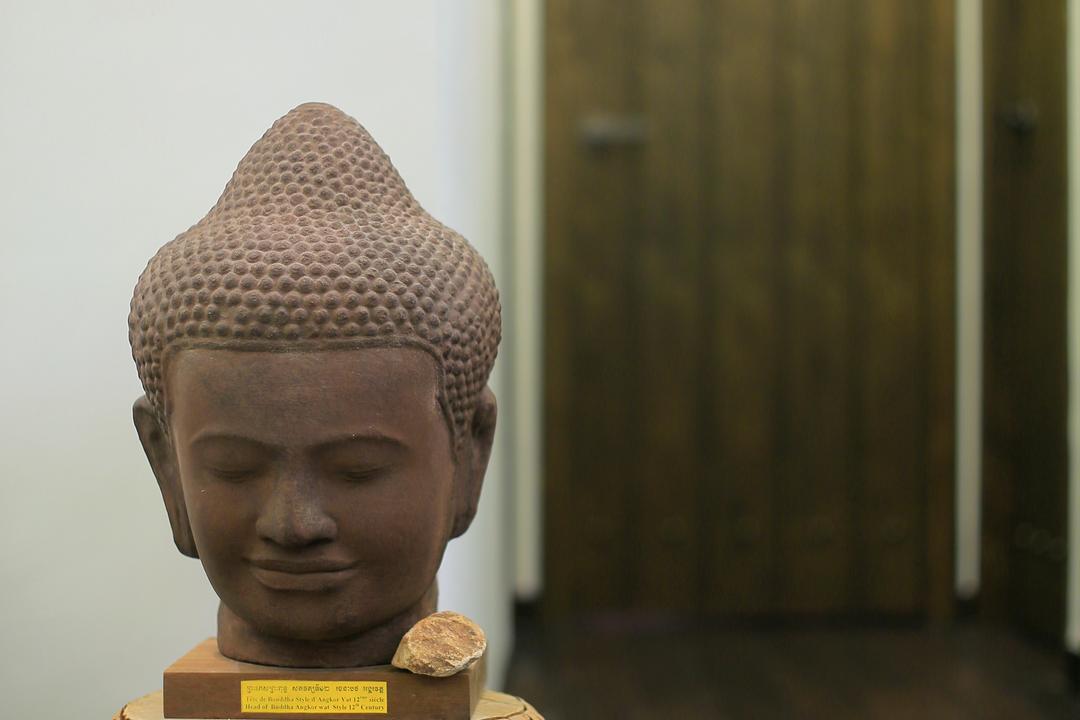 榮華閣, Koi Decoration & Design, 傳統, 客廳, 私家樓, Human, People, Person, Art, Buddha, Worship, Ancient Egypt