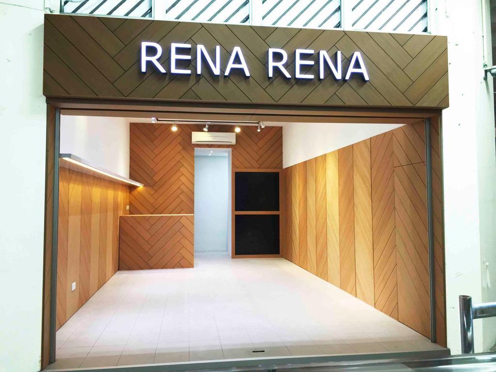 Rena Rena Serangoon, Commercial, Architect, FOMA Architects, Contemporary