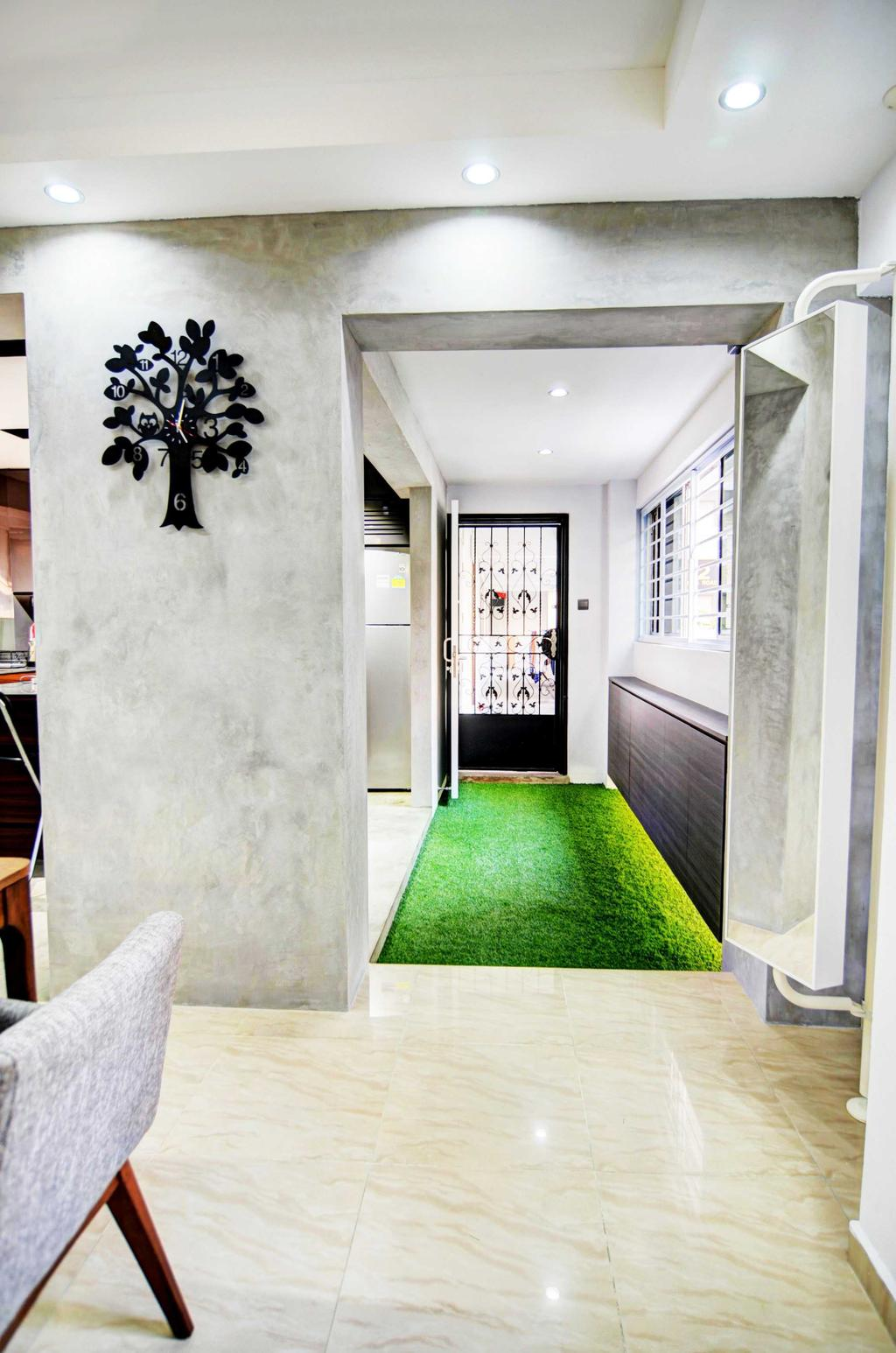 Modern, HDB, Dining Room, Whampoa (Block 112), Architect, FOMA Architects