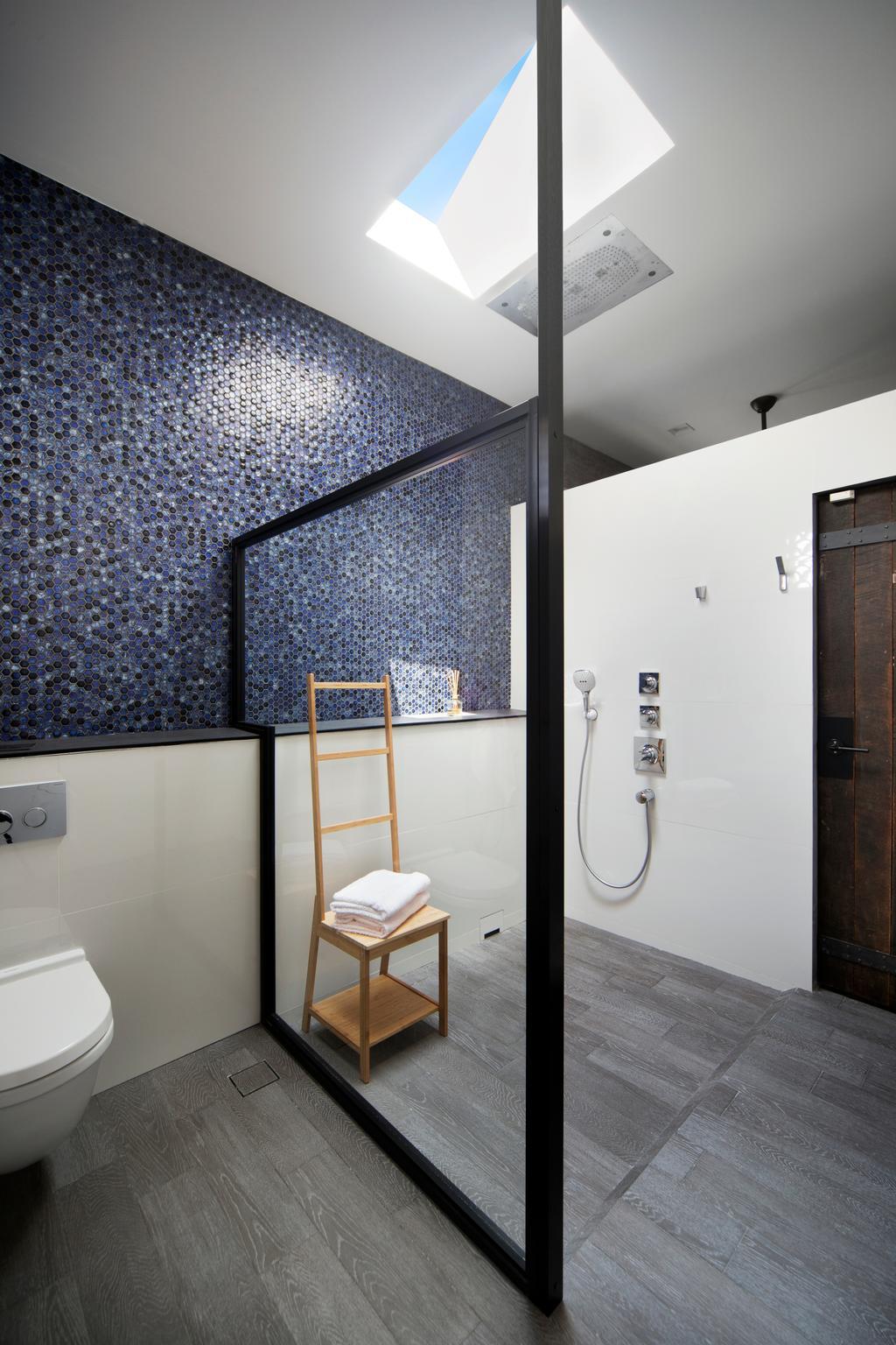 Industrial, HDB, Bathroom, Joo Chiat Road (Block 257B), Interior Designer, Prozfile Design, Chair, Furniture, Indoors, Interior Design, Room