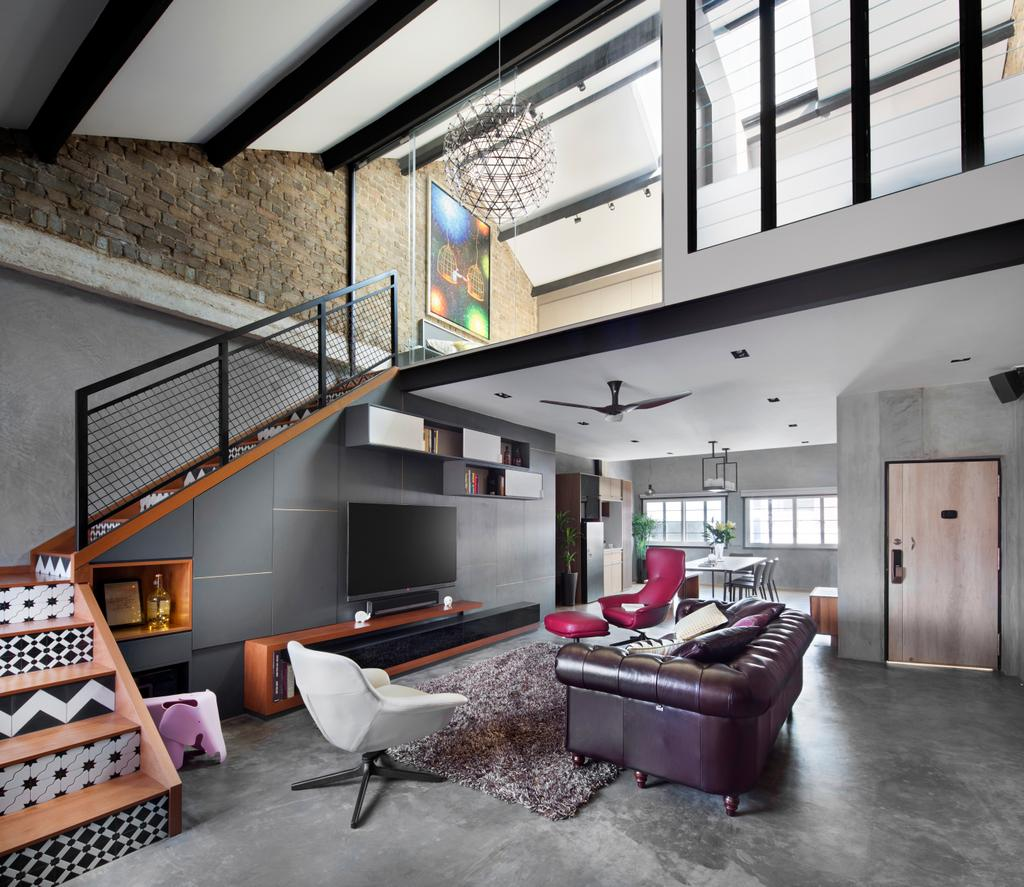 Joo Chiat Road (Block 257B) by Prozfile Design