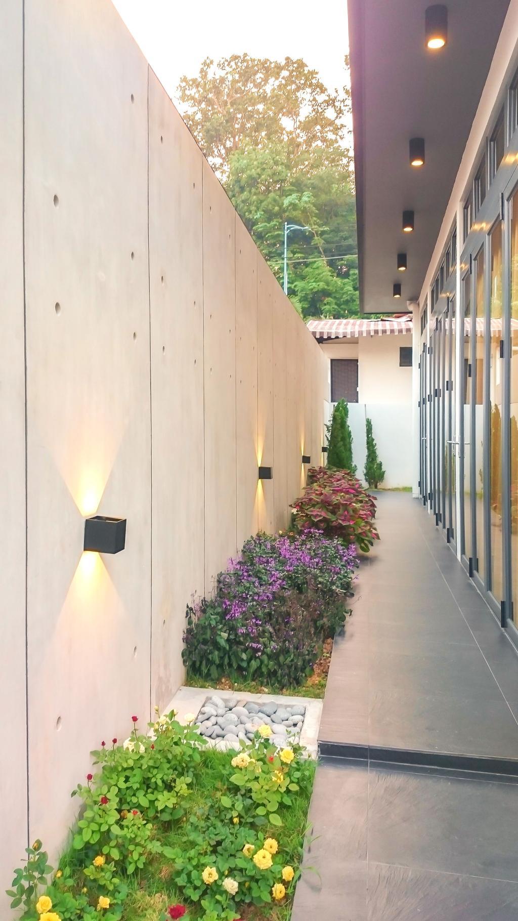 Contemporary, Landed, 57 Seraya Crescent, Architect, FOMA Architects, Flora, Lavender, Plant