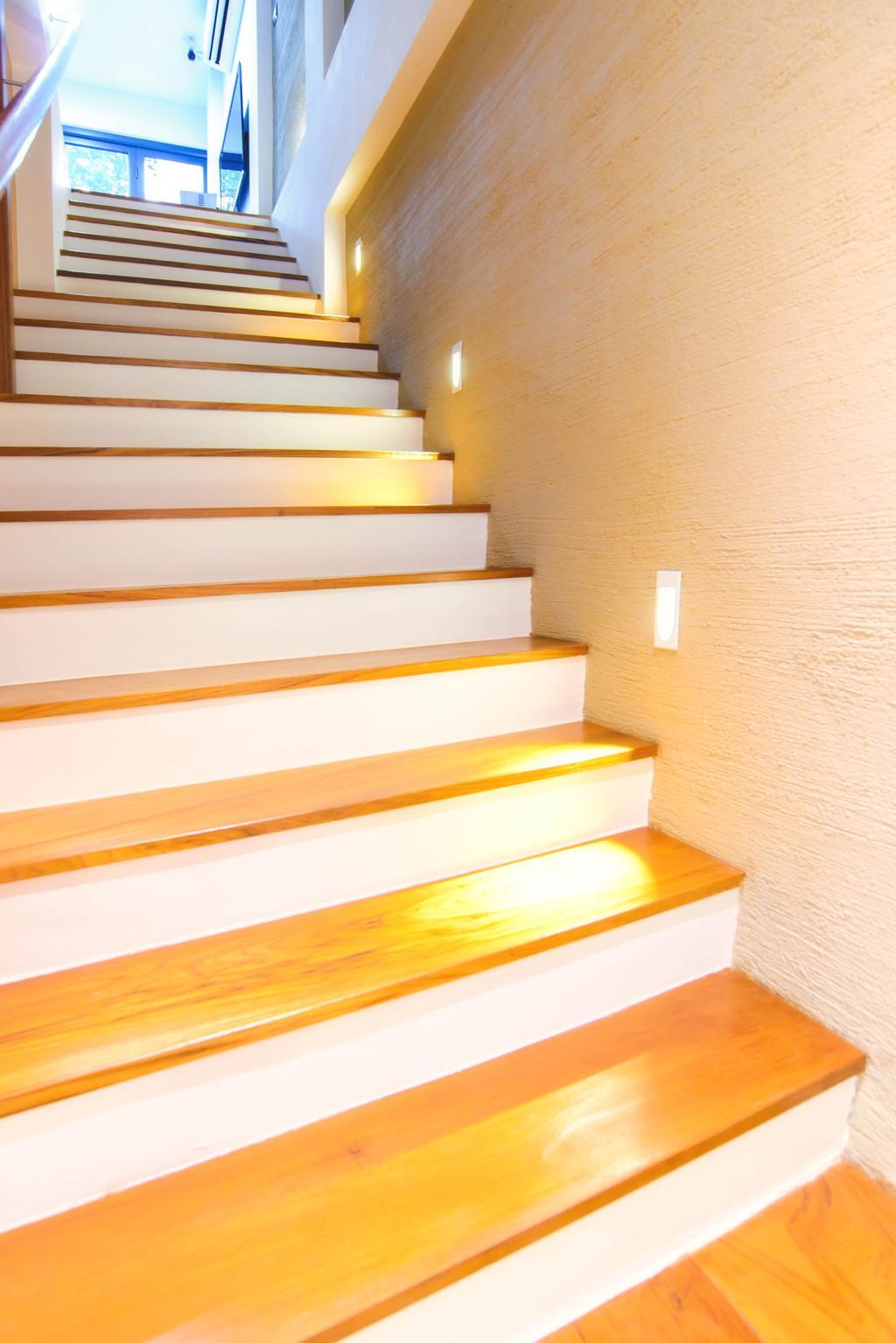 Contemporary, Landed, 57 Seraya Crescent, Architect, FOMA Architects, Hardwood, Wood