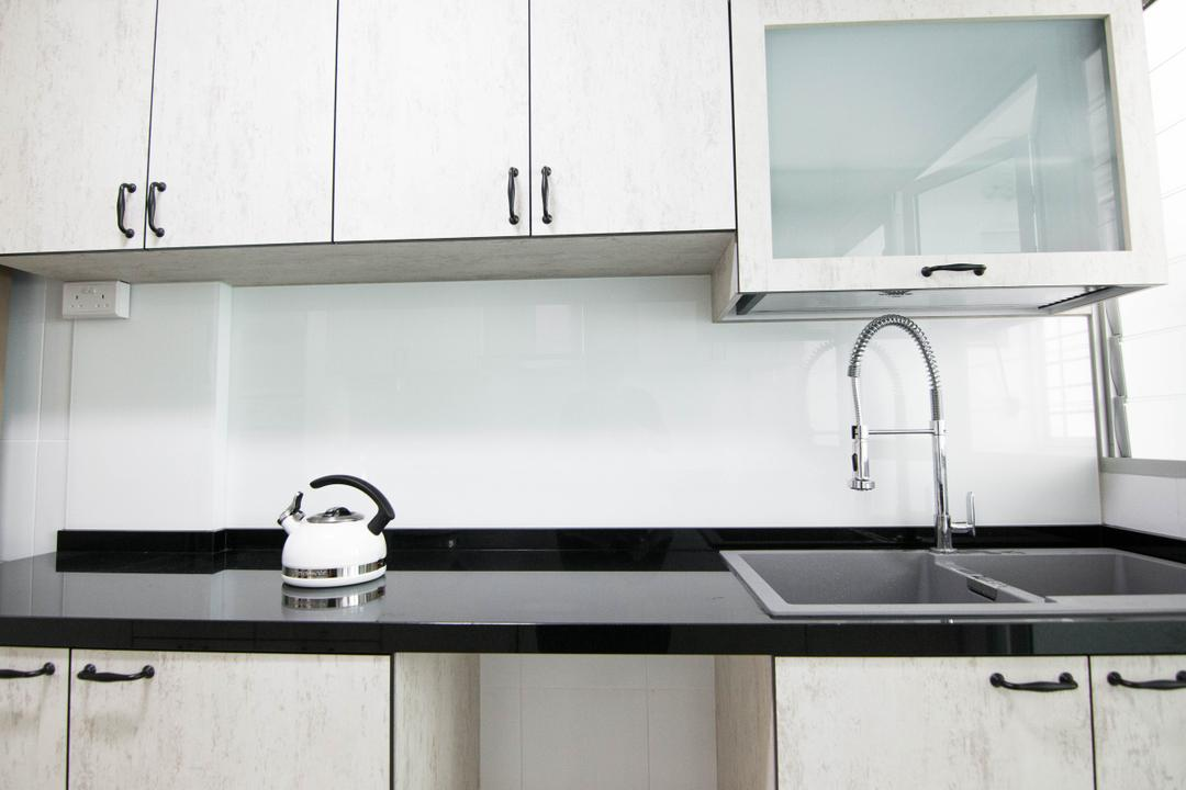 Pasir Ris Street 51 (Block 525C), 9 Creation, Scandinavian, Kitchen, HDB, Kettle, Pot