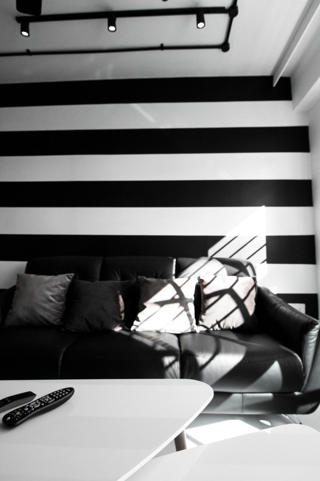 Scandinavian, HDB, Living Room, Pasir Ris Street 51 (Block 525C), Interior Designer, 9 Creation, Human, People, Person, Clothing, Footwear, Shoe
