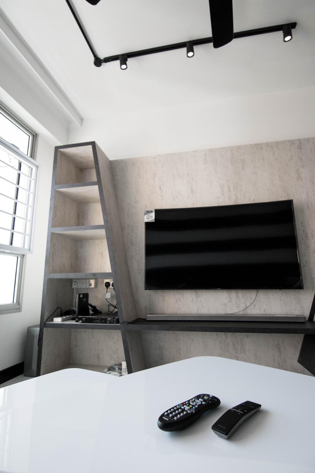 Scandinavian, HDB, Bedroom, Pasir Ris Street 51 (Block 525C), Interior Designer, 9 Creation