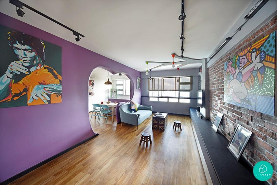 FSI-Montreal-Link-Eclectic-Living-Room-Hallway