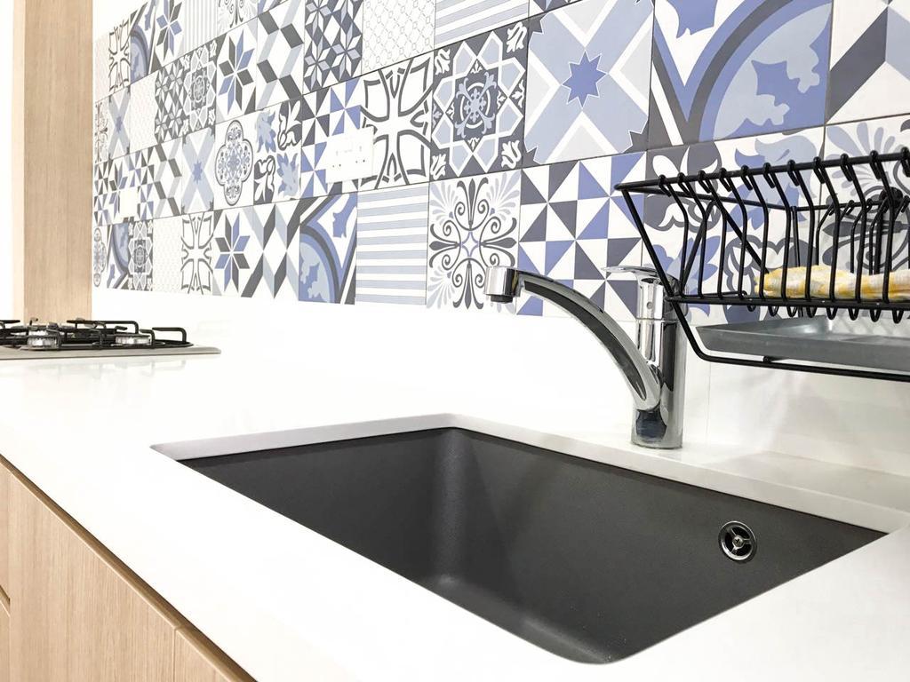 Minimalistic, HDB, Kitchen, Clementi Avenue 3 (Block 462), Interior Designer, 9 Creation, Contemporary