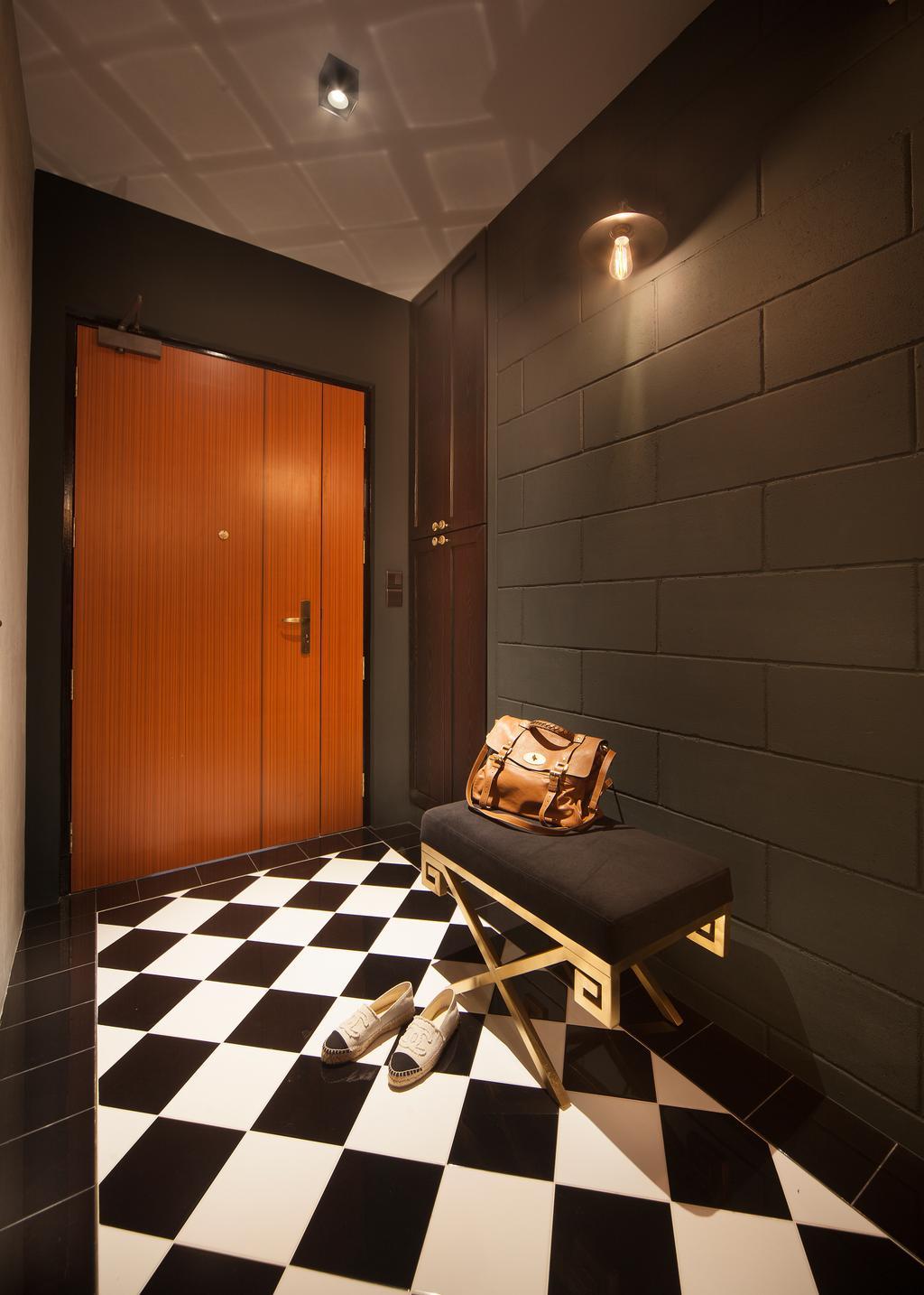 Eclectic, HDB, Bendemeer Road (Block 10A), Interior Designer, The Scientist, Industrial