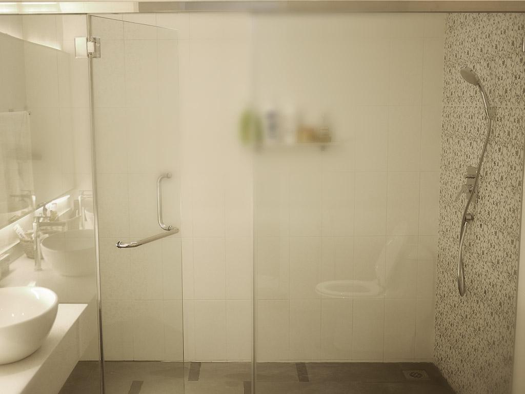 Minimalistic, Landed, Bathroom, Jalan Pantai Molek (Penang), Interior Designer, Minterior Project Sdn Bhd, Sink, Indoors, Interior Design, Room