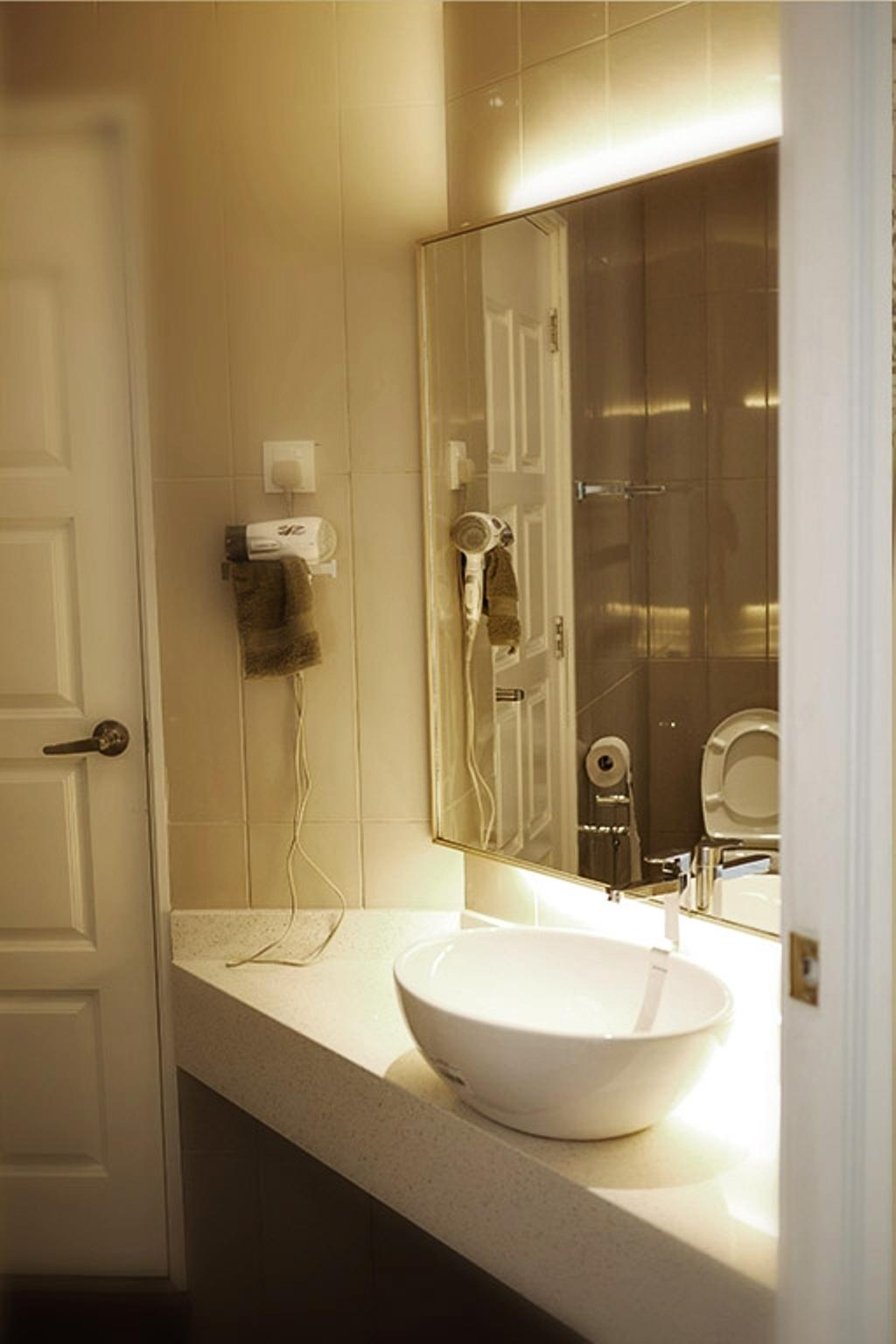 Minimalistic, Landed, Bathroom, Jalan Pantai Molek (Penang), Interior Designer, Minterior Project Sdn Bhd, Indoors, Interior Design, Room