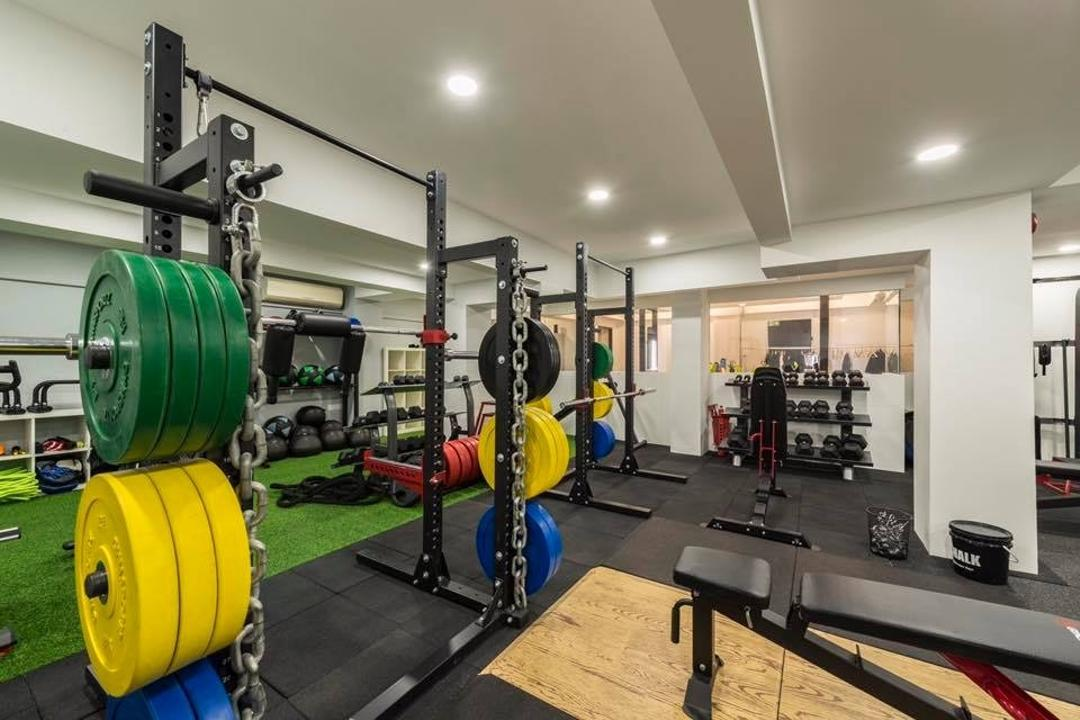 Fitness Bravo, Earth Interior Design Pte Ltd, Industrial, Scandinavian, Commercial, Human, People, Person, Exercise, Fitness, Gym, Sport, Sports, Working Out
