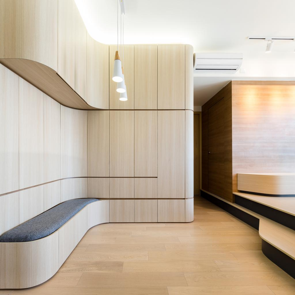 The Parkside by MNOP Design