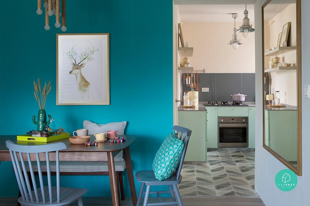 Pastel Colours For Homes