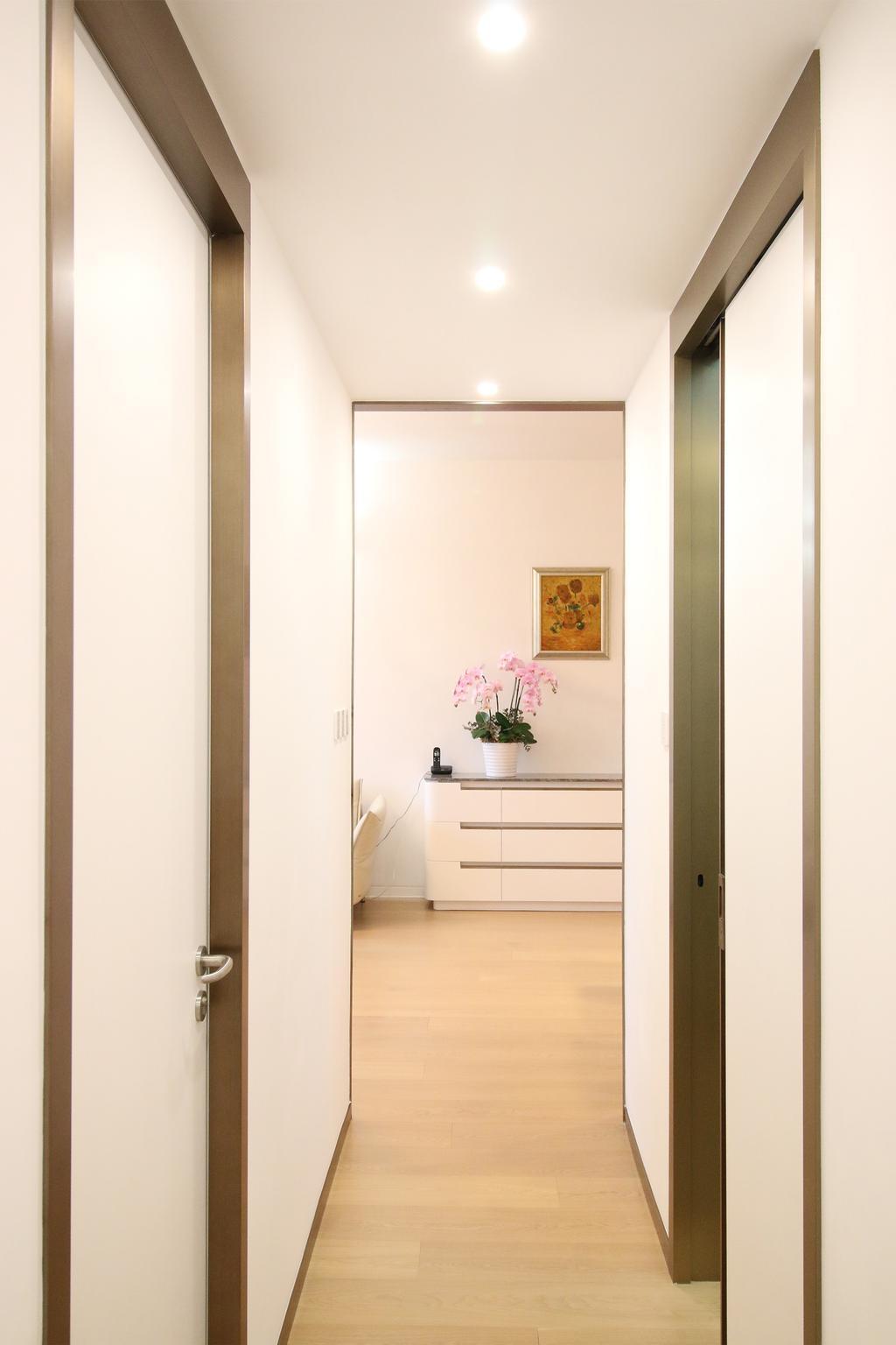 傳統, 私家樓, 客廳, 逸樺園, 室內設計師, EMCS, Furniture, Sideboard