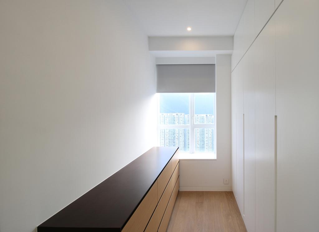 摩登, 私家樓, 睡房, 逸樺園, 室內設計師, EMCS, 簡約