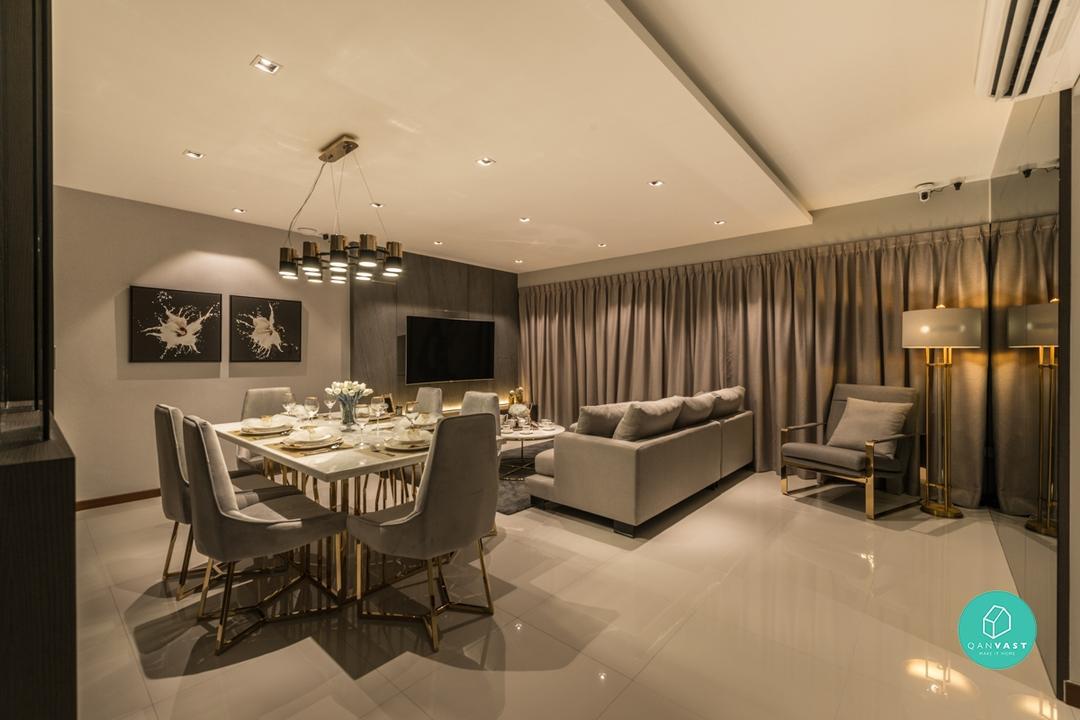 Modern Luxury Home Interior