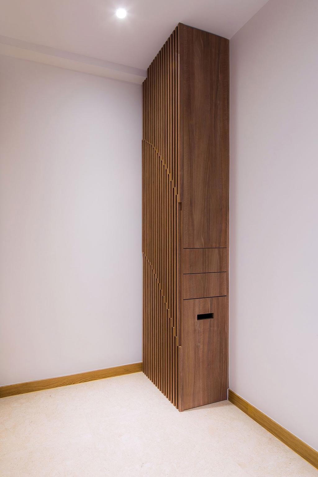 Modern, Condo, Living Room, Nin Residence, Interior Designer, Icon Interior Design