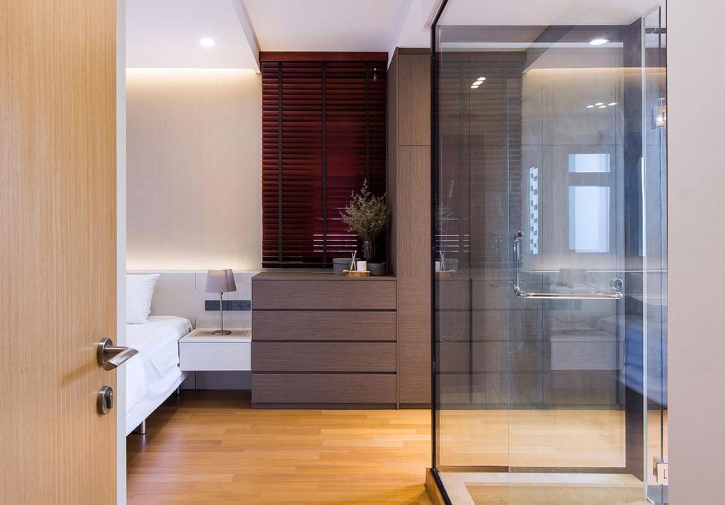 Modern, Condo, Bedroom, Nin Residence, Interior Designer, Icon Interior Design